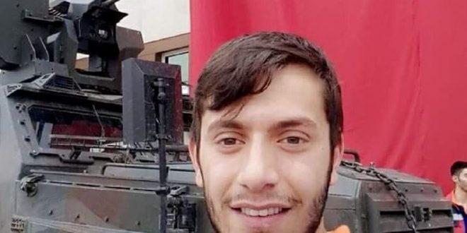 Afrin'de Şehit